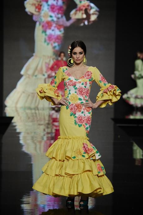 Lina trajes de flamenca - Co co sevilla ...