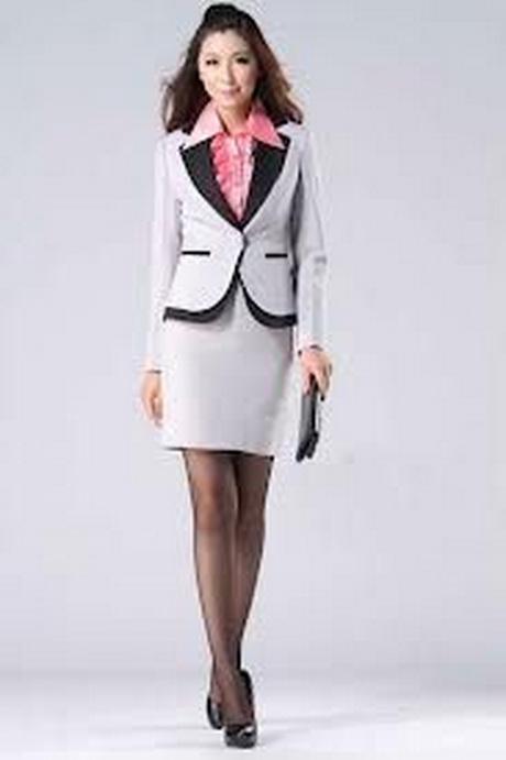trajes-para-dama-con-falda-60- ...