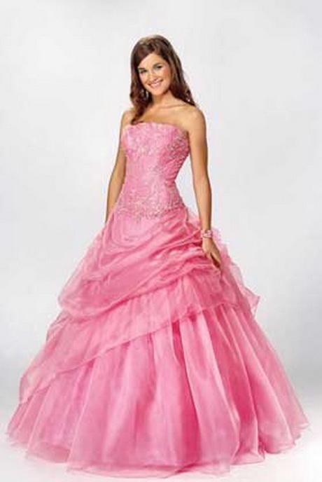 Vestidos bonitos para 15 años