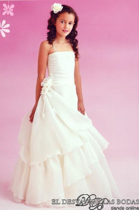 Vestidos de ninas para bodas