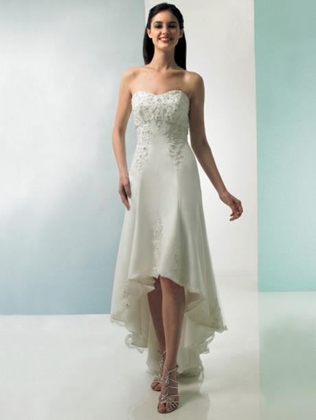 Vestidos de novia para civil sencillos