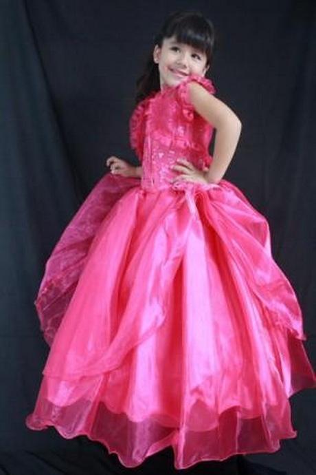 Vestidos de princesas para cumpleaños