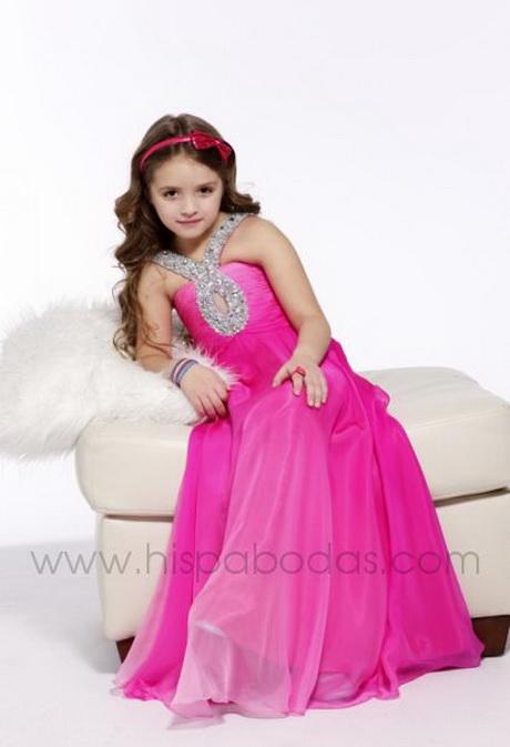 Vestidos para niñas de fiestas