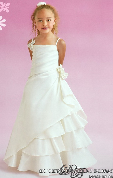 Vestidos para ninas para boda
