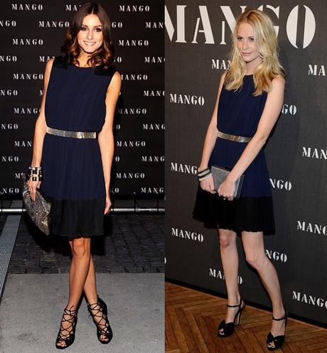 Que zapatos combinan con un vestido negro