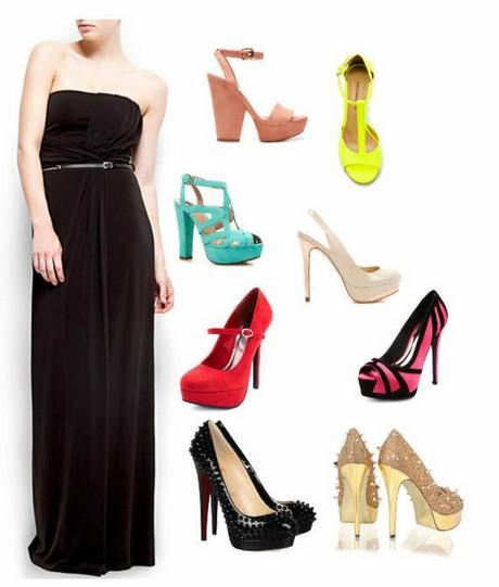 Glamour Goddess: ¿Cómo combinar un vestido negro?
