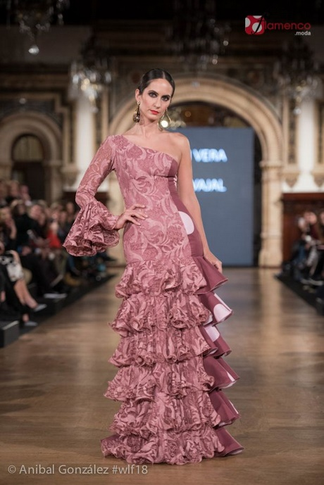 Moda flamenco 2018