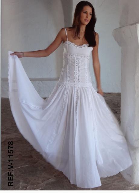 White Boho Maxi Dress