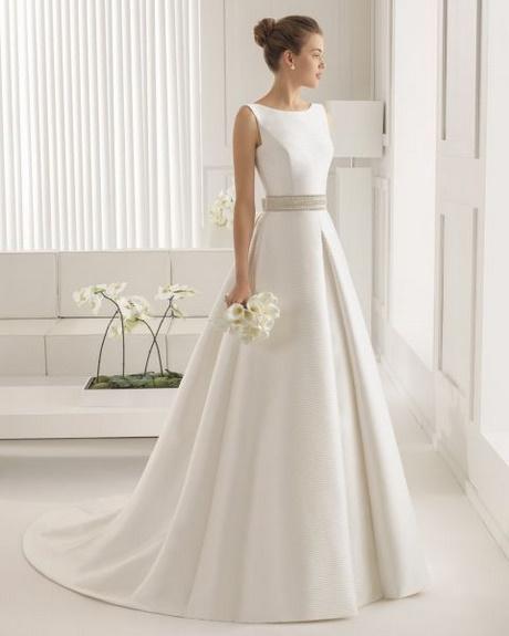 Vestidos de novia sencillos bonitos