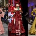Moda flamenca 2019 tendencias