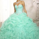 Dresses of quinceaneras