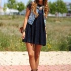 Outfits vestidos casuales