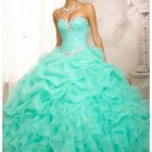 Turquoise quince dresses