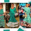 Moda flamenca 2018 tendencias